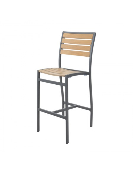 Sandy Artwood Barstool