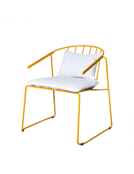 Interlace Arm Lounge Chair