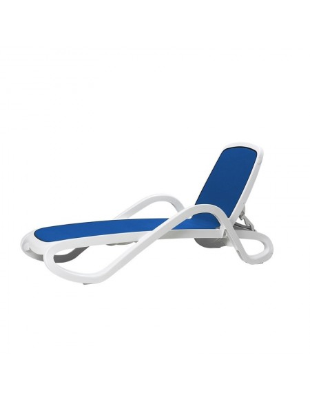 Alfa Arm Sunlounger (Made In Italy)