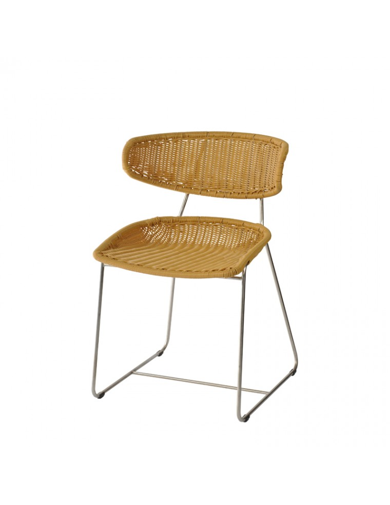chair kettal product collection basket large by dwell