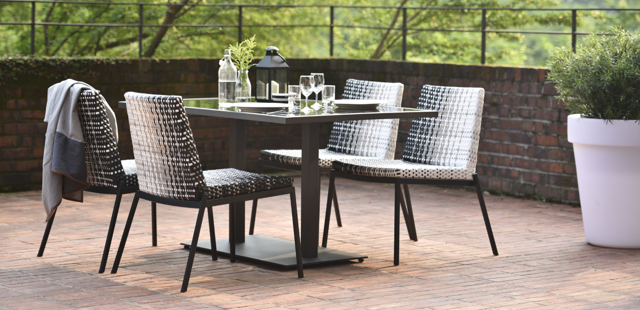 Gradient Collection - Kian Home Outdoor Furniture Collection