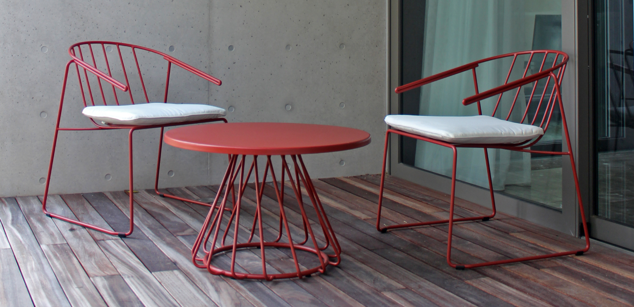 Interlace Collection - Kian Home Outdoor Furniture Collection