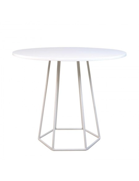 Massai Dining Table - 900 Round